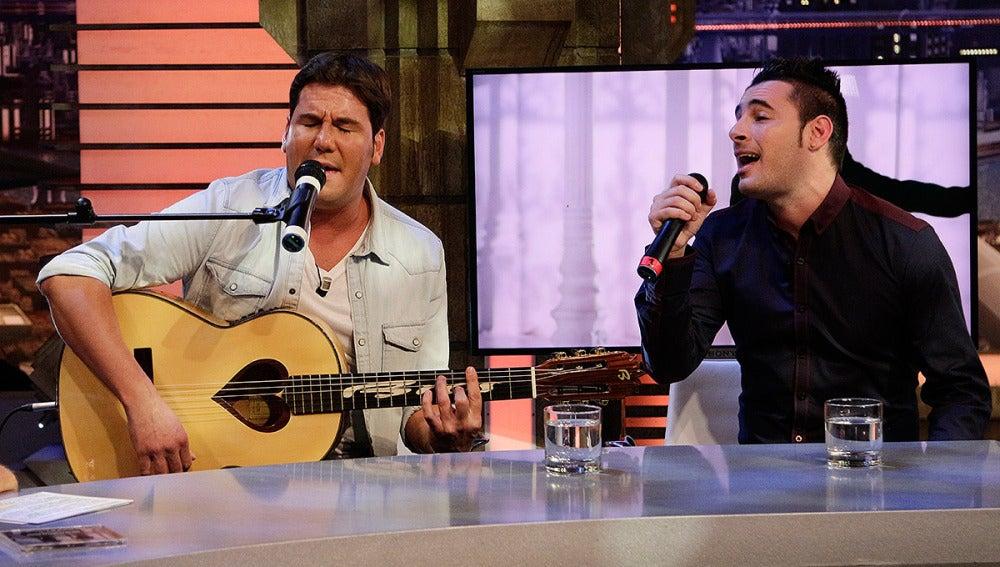 Andy y Lucas tocan en directo en El Hormiguero 3.0