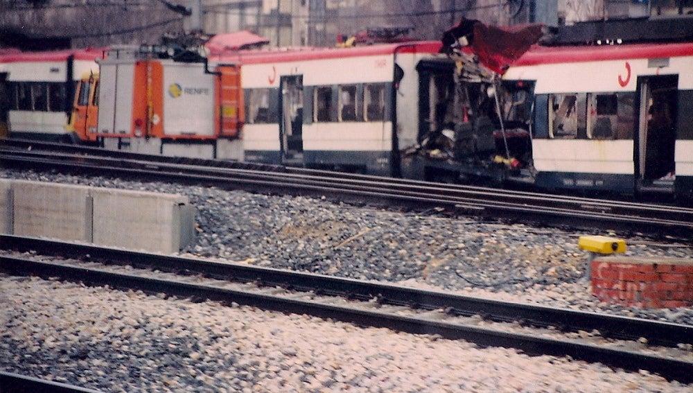 Imagen de los atentados del 11-M