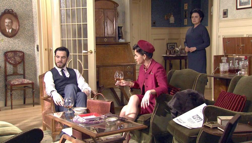 Avance Elena y Diego Amar es para siempre