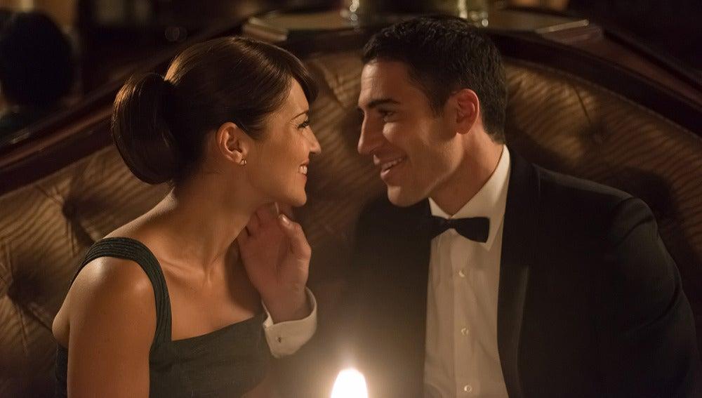 Ana y Alberto cenan en El Ritz de París
