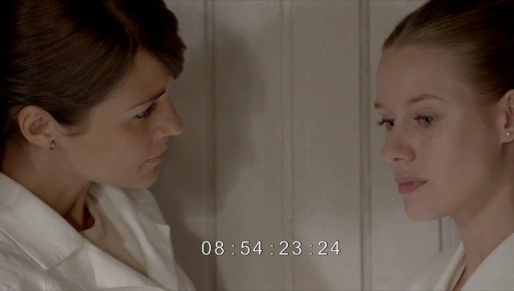 Ana se preocupa por Luisa