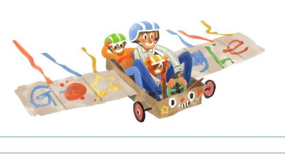 Google con el Día del Padre