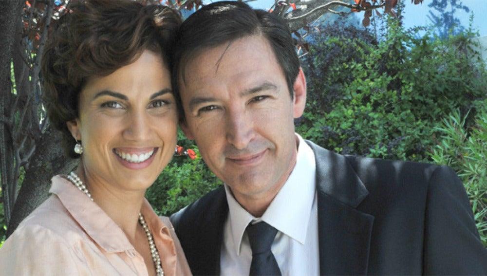 Ginés García Millán y Toni Acosta