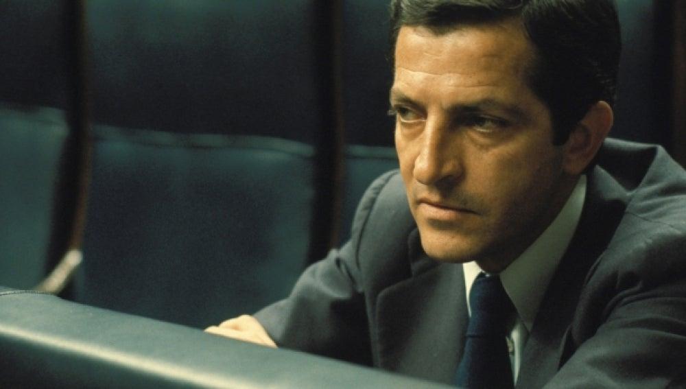 Adolfo Suárez, primer presidente de la democracia