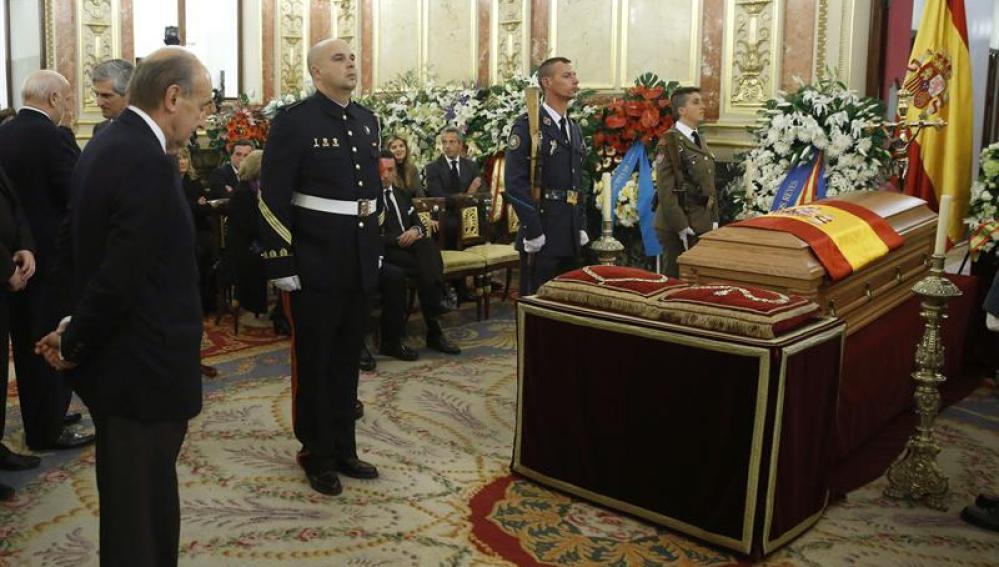 El ex dirigente de CDC y uno de los padres de la Constitución Española, Miquel Roca