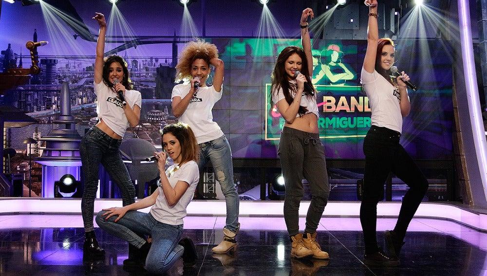 Tamara y Marta elegidas para la Girl Band de El Hormiguero 3.0