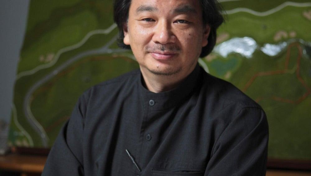El arquitecto japonés Shigeru Ban