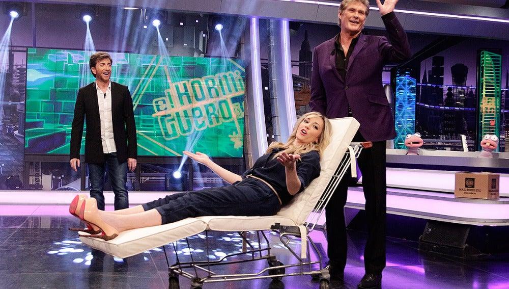 Anna Simon y su tumbona-carro