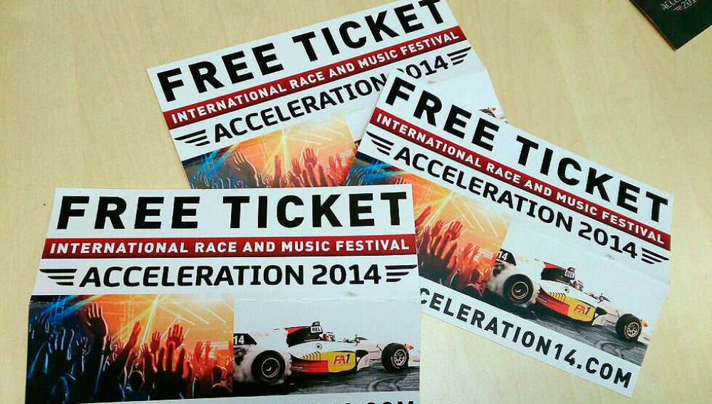 Acceleration 2014