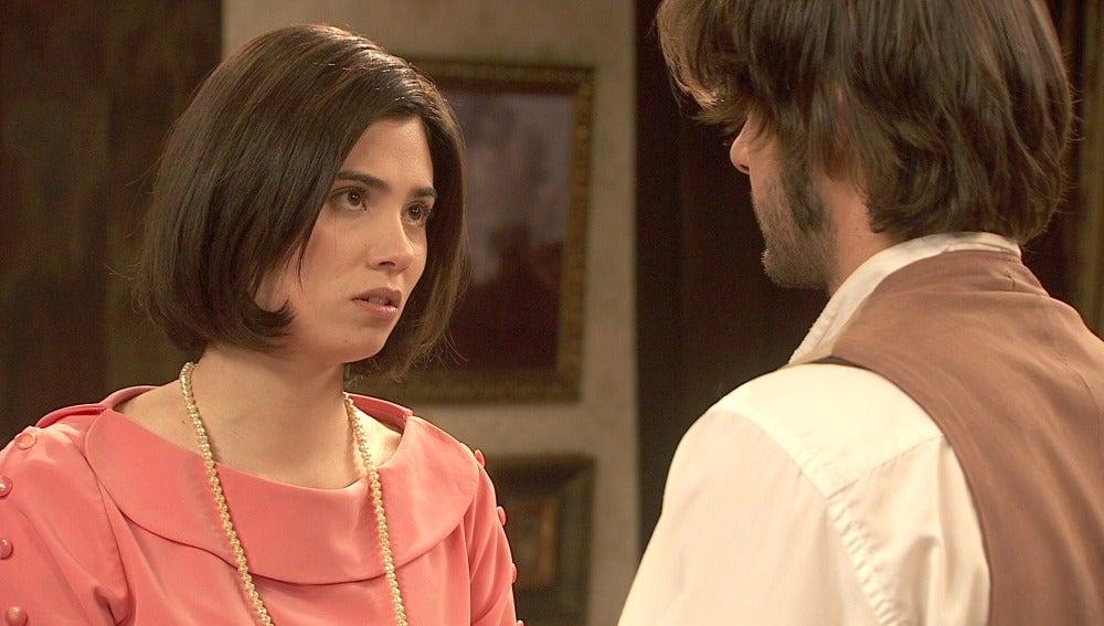 María y Gonzalo