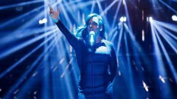 Xuso Jones imita a Rihanna en Tu cara me suena