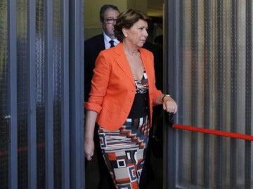 La exministra de Fomento Magdalena Alvarez