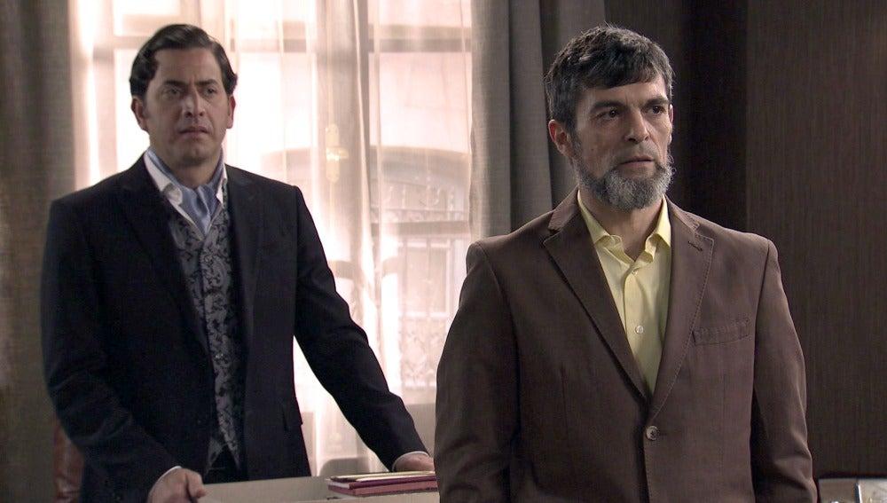 Augusto y Jero