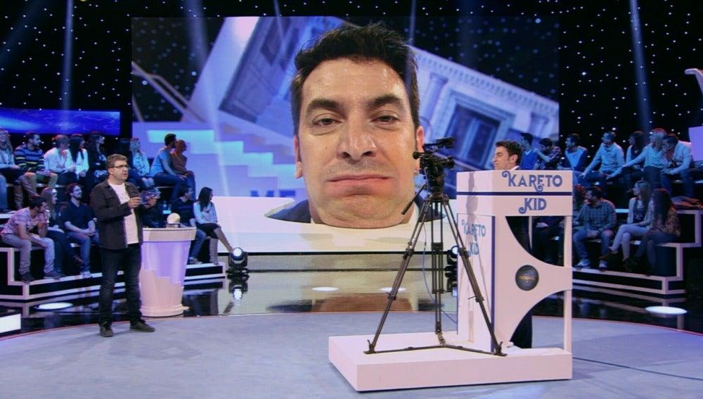 Arturo Valls en Kareto Kid