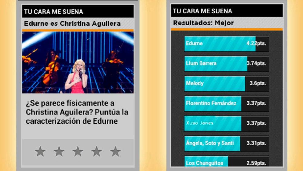 Edurne, ganadora también en ATRESMEDIA CONECTA