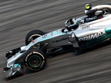 Nico Rosberg, en el GP de Malasia