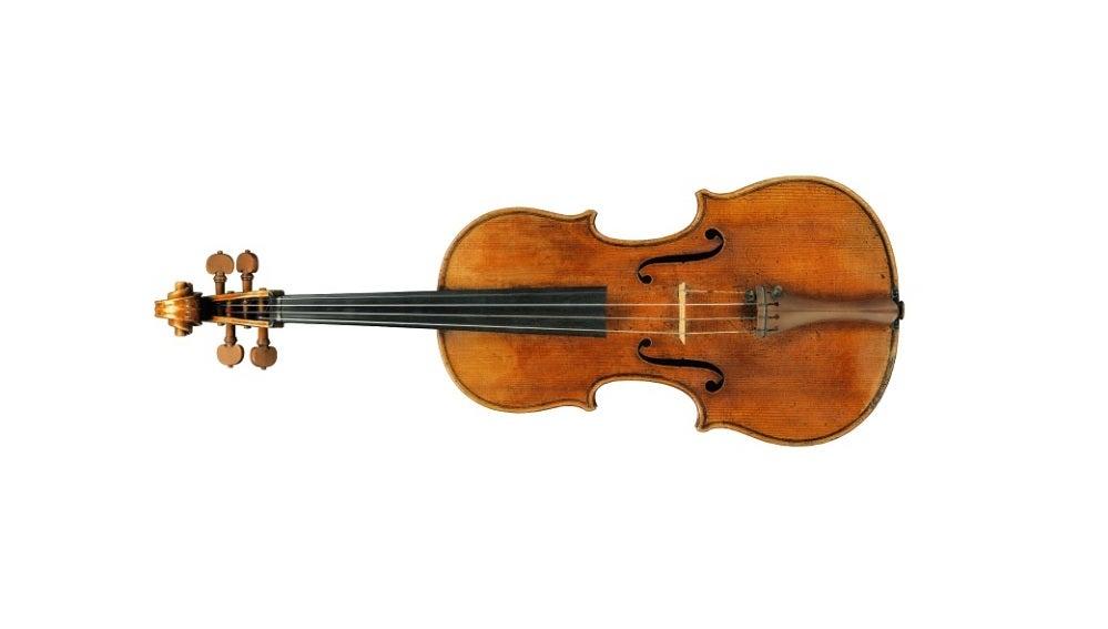 La mejor viola del mundo: 'MacDonald', de Stradivarius