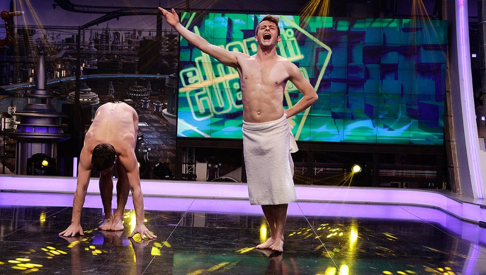 Malabaristas al desnudo: Les Beaux Frères