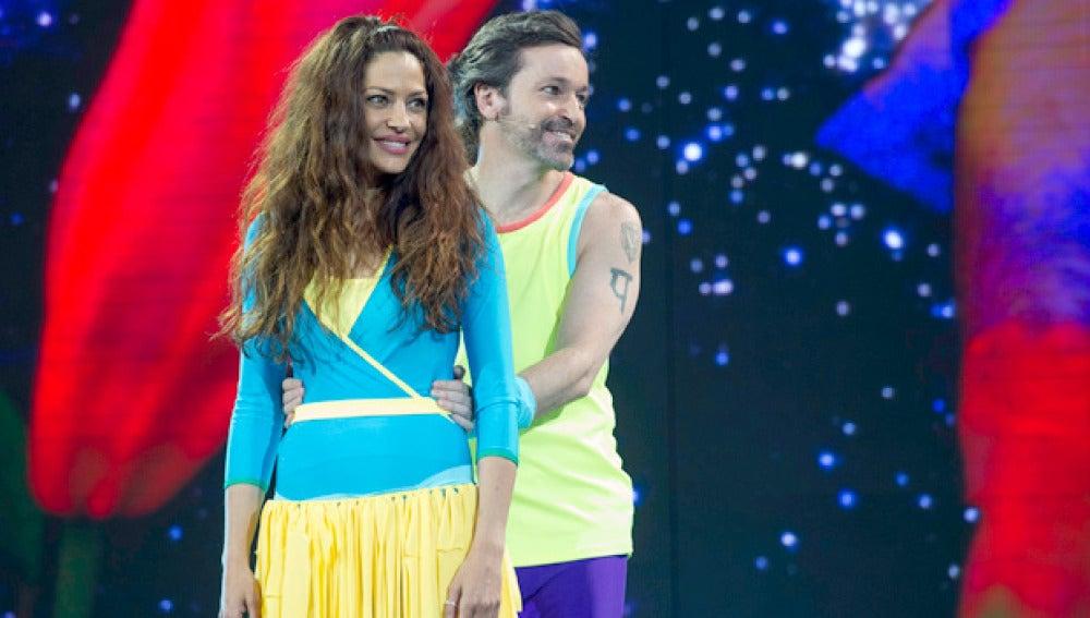 Patricia y Luis