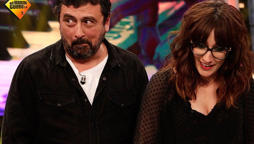 Paco Tous y Ana Morgade en El Hormiguero 3.0