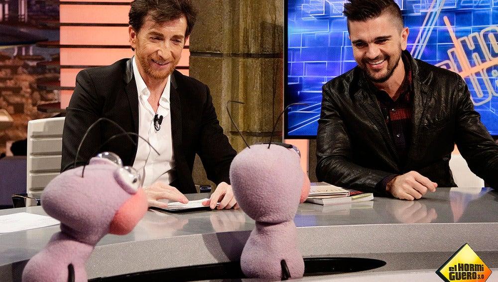 Juanes en El Hormiguero 3.0