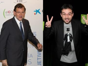 A los españoles les gustaría irse de cañas con Mariano Rajoy y Jordi Évole