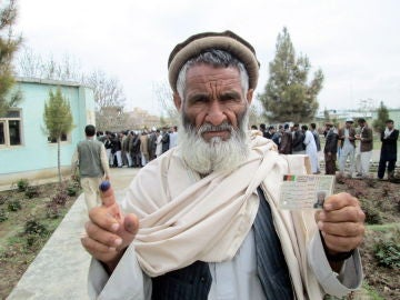 Elecciones Afganistán