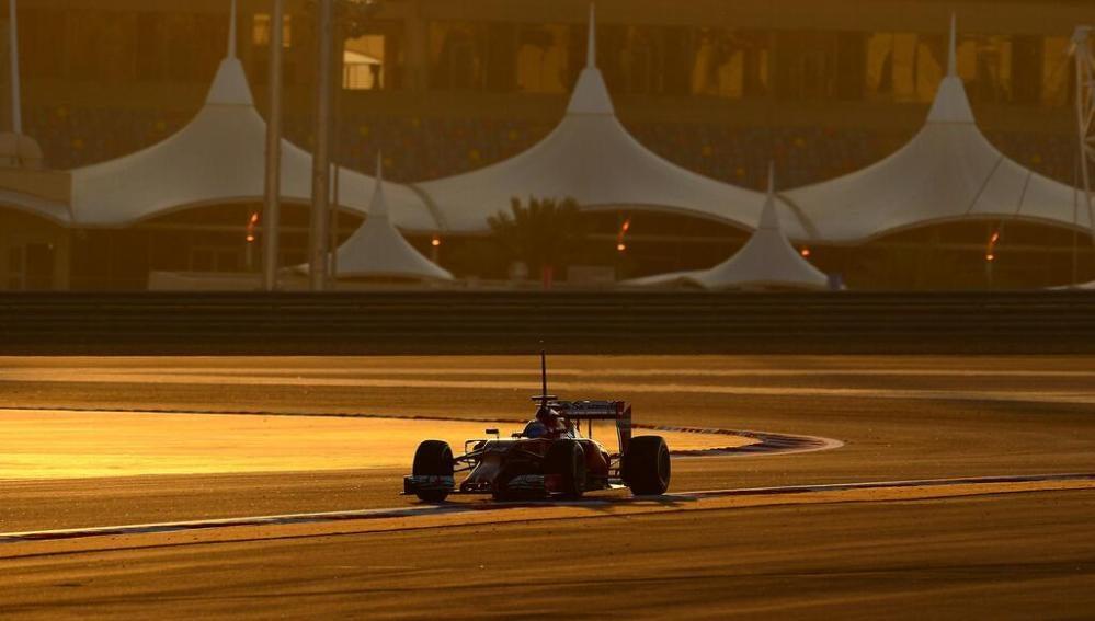 Fernando Alonso no se ha ido de Baréin para tratar de mejorar su coche
