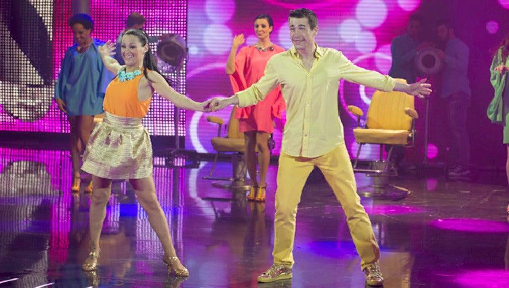 Juanjo y Verónica