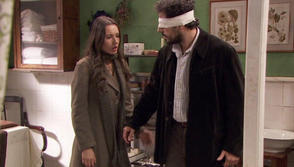 Conrado sospecha que Lesmes oculta algo