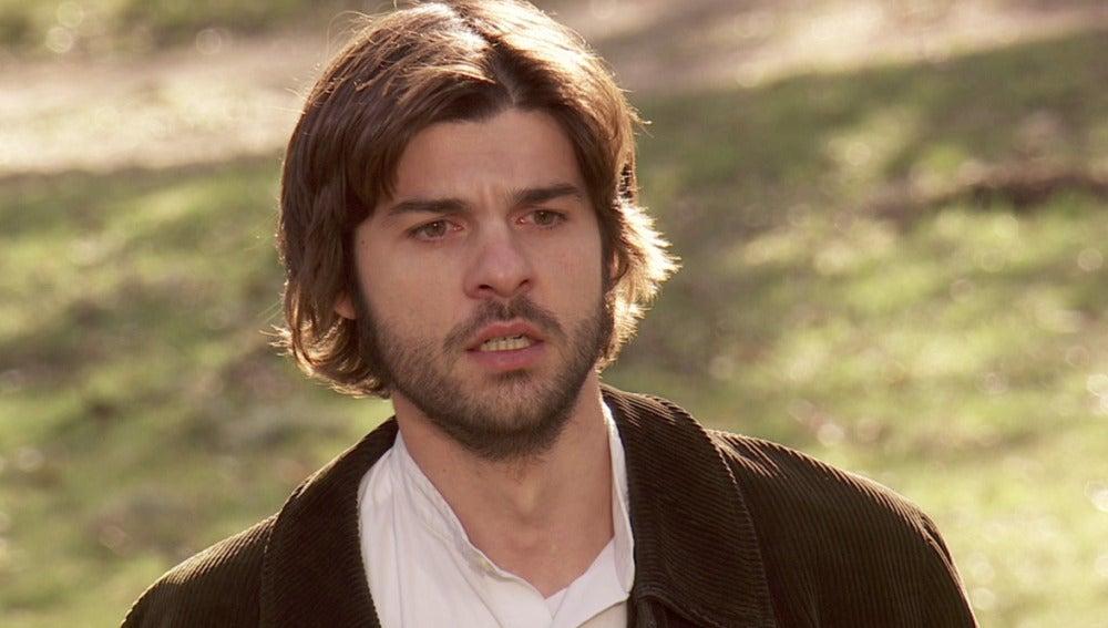 Gonzalo encuentra algo que podría ser una pista para encontrar a Esperanza