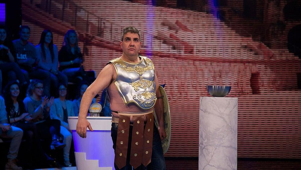 La caidita de Roma