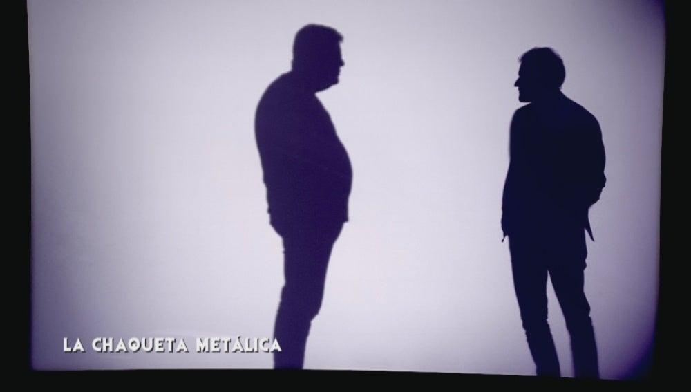 Manos a la Sombra - La Chaqueta Metálica