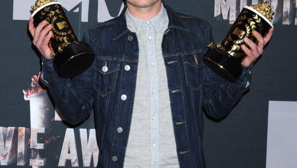 'Los Juegos del Hambre: En Llamas' arrasa en los MTV Movie Awards