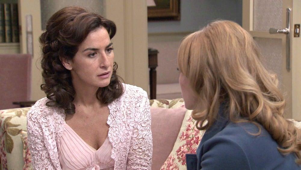 Avance Elena en casa de Valeria amar es para siempre
