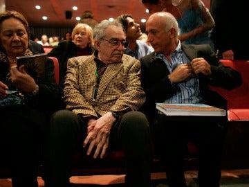 El escritor Gabriel García Márquez