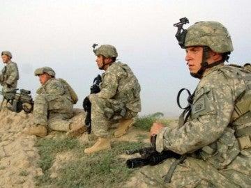 Militares de Estados Unidos desplegados