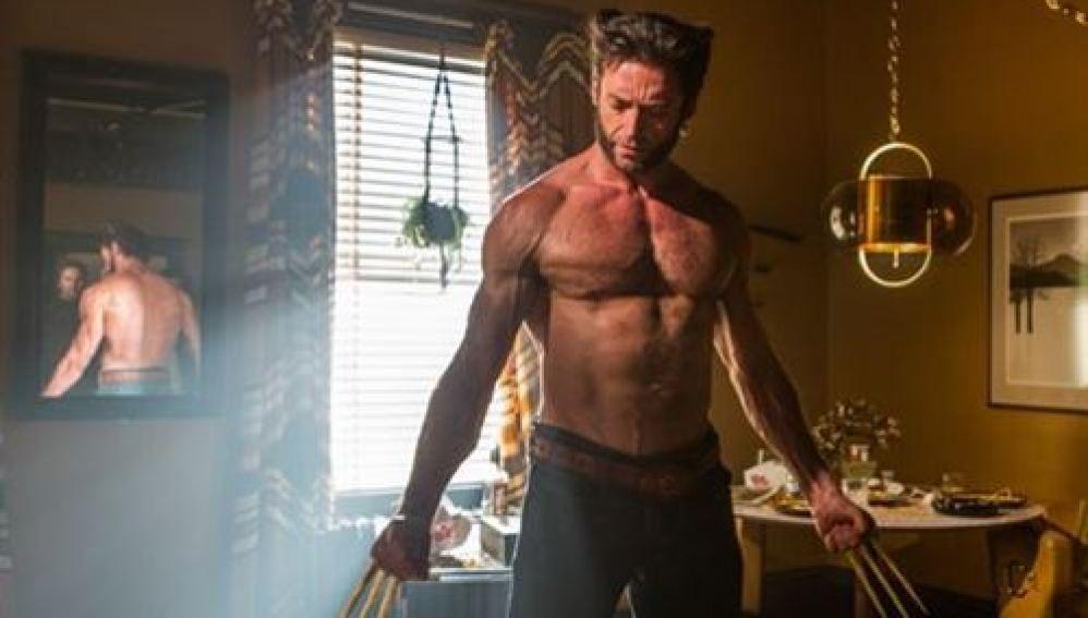 Hugh Jackman en su papel de Lobezno