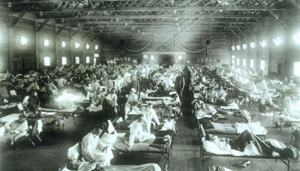 Resuelven el misterio del virus de la gripe 'española' de 1918