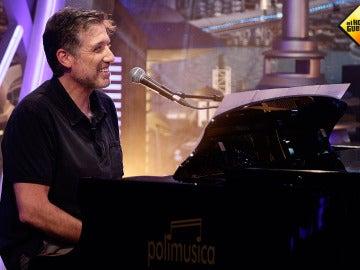 Emilio Aragón canta en El Hormiguero 3.0