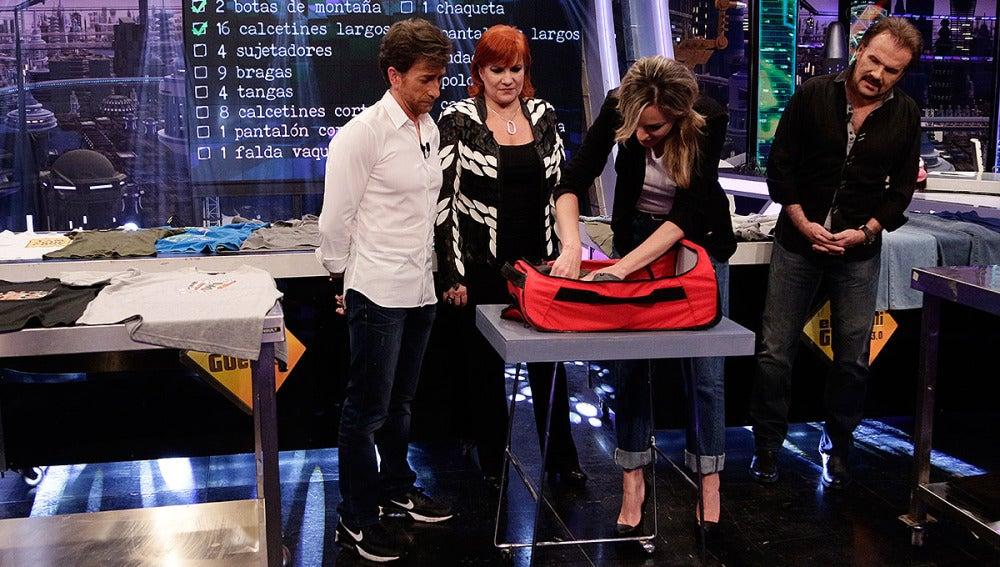 Anna Simon y la maleta mágica