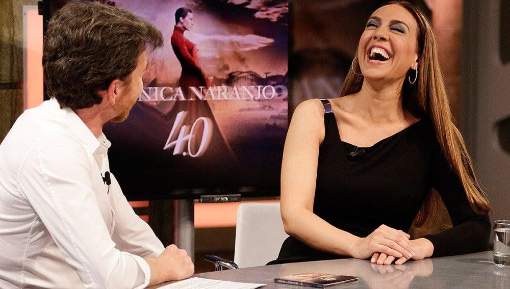 Mónica Naranjo en El Hormiguero 3.0