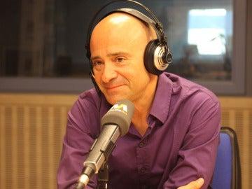 Antonio Lobato en Lo Mejor que te puede pasar