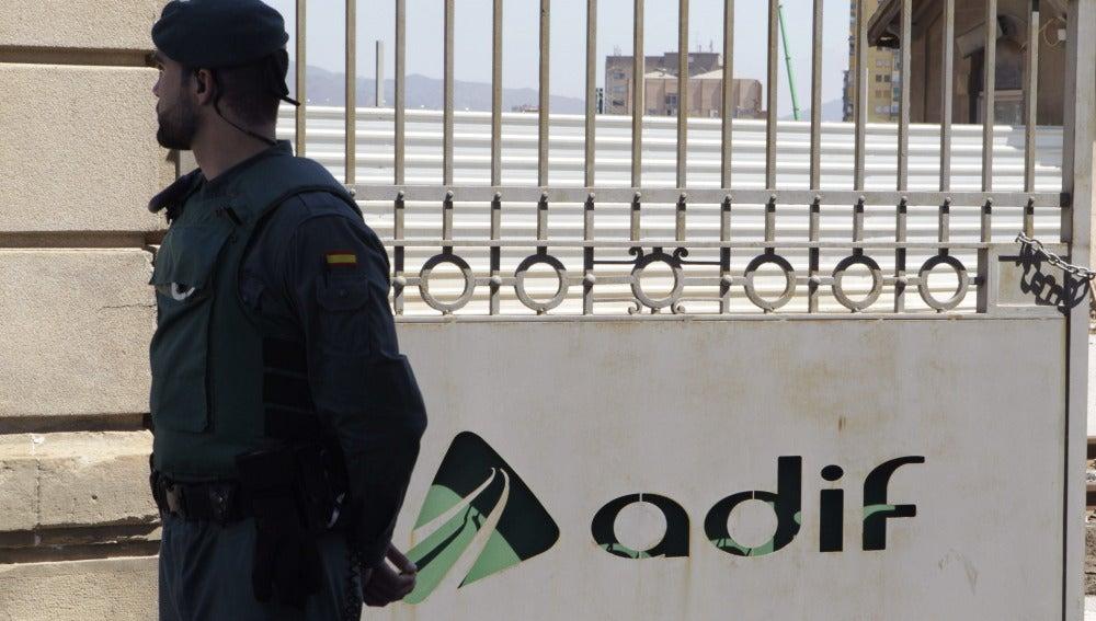 La sede en Barcelona del gestor de infraestructuras Adif en la Sagrera