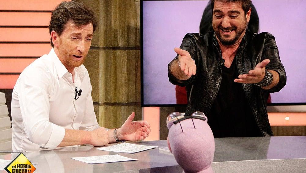 Antonio Orozco en El Hormiguero 3.0