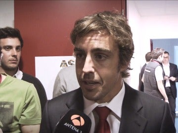 Fernando Alonso habla sobre Ayrton Senna