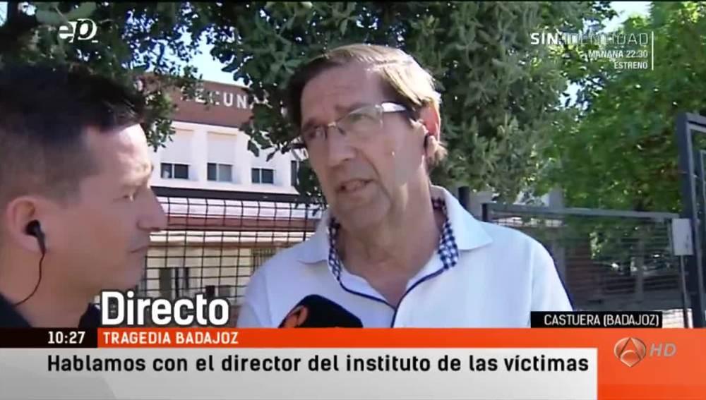 Director Instituto Castuera