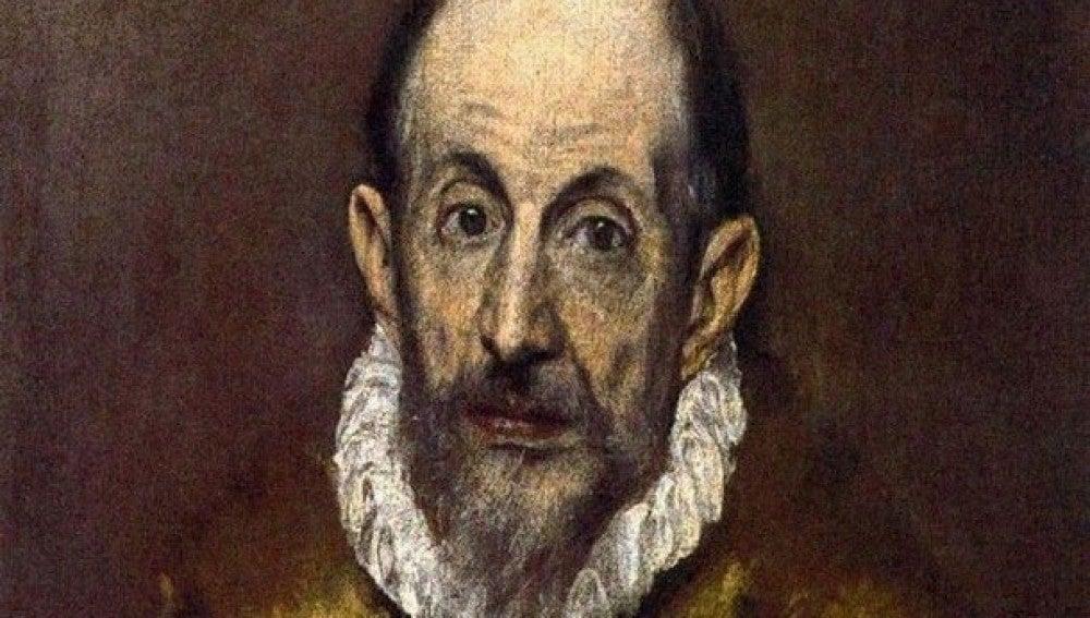 Autorretrato del Greco