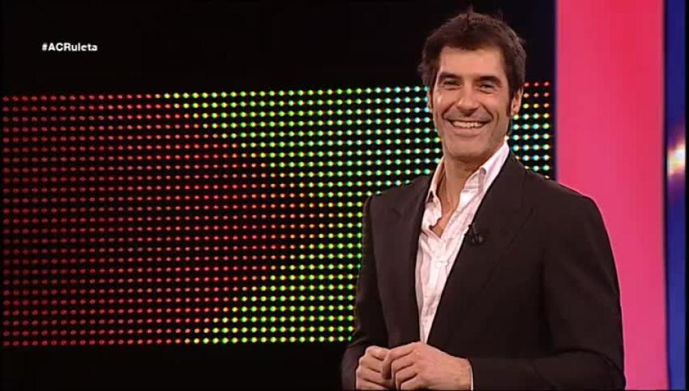 Jorge Fernández en Ahora Caigo