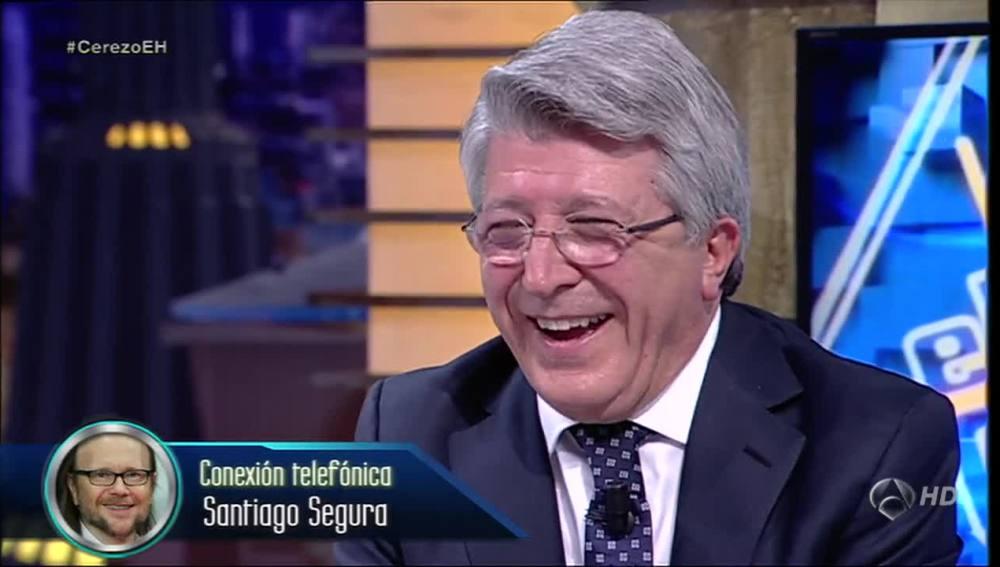 Torrente llama a Enrique Cerezo